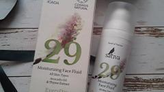 Отзыв от Анна Самбург: Крем флюид для лица увлажняющий №29 для всех типов кожи