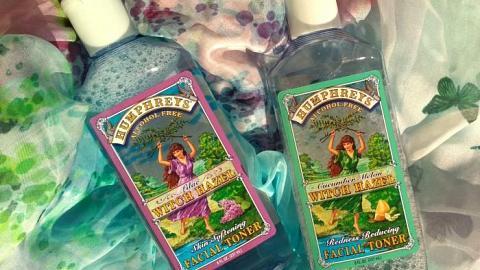 Отзыв: Волшебный ведьмин орешник - любимый тоник! Humphrey's, Skin Softening Facial Toner, Lilac Witch Haze
