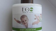 Отзыв: Детское крем- мыло от Ecolab!