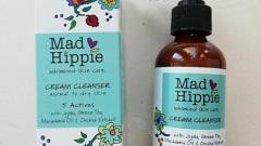 Отзыв: Крем очищающий для лица Mad Hippie