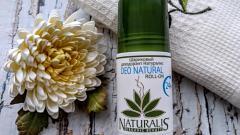 Отзыв: Шариковый дезодорант от бренда Naturalis