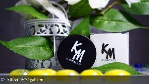 Отзыв: Минеральный консилер цвет CN1 KM cosmetics