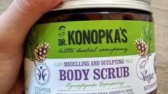 Отзыв: Скраб для тела моделирующий от Dr.Konopka's