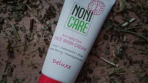 Отзыв: Самый лучший продукт для умывания – омолаживающий крем для умывания от марки NONICARE