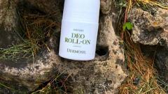 Отзыв: Dermosil Дезодорант шариковый Nature Organic без алюминия - не люблю шариковые, а с этим что-то не то