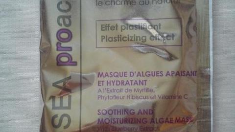 """Отзыв: Альгинатная маска пластифицирующая """"Увлажнение и релакс"""" BIOSEA Proactive"""