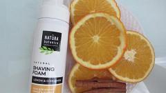 """Отзыв: Пена для бритья """"Лимон и корица"""" от Natura Botanica"""