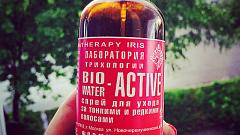 """Отзыв: Спрей для ухода за тонкими и редкими волосами """"Bio-Active Water"""" Iris"""
