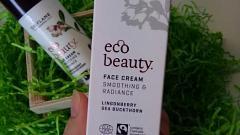 Отзыв: Oriflame и Ecocert - есть ли связь? Есть - дневной крем серии Eco Beauty от Oriflame