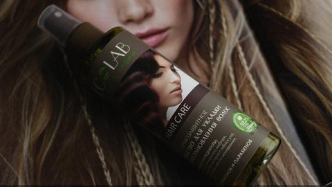 Отзыв: Термозащитное средство для укладки и восстановления волос Ecolab
