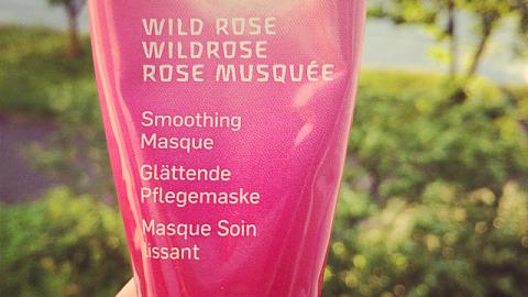 Отзыв: Разглаживающая маска с маслом розы москета Weleda