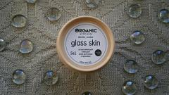 Отзыв: ✨ Успокаивающий сияющий крем для ухода и макияжа Glass Skin от Organic Kitchen by ORGANIC SHOP ✨