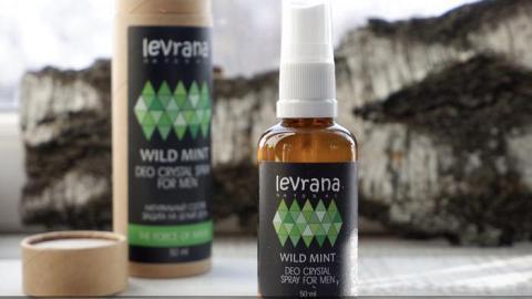 Отзыв: Натуральный дезодорант со свежим ароматом мяты