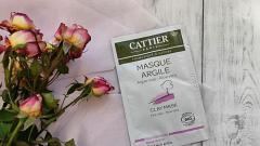 Отзыв: Маска для чувствительной кожи на основе розовой глины, CATTIER