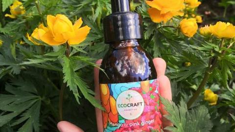 """Отзыв от Полина : Гидрофильное масло для нормальной кожи """"Манго и розовый имбирь"""""""