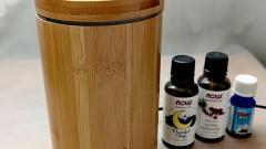 Отзыв от MoonLyly: Ультразвуковой распылитель масел из натурального бамбука