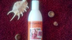 """Отзыв: BIO-бальзам для всех типов волос """"Естественный объем"""" Organic People"""