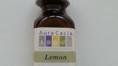 Отзыв: Эфирное масло лимона Aura Cacia