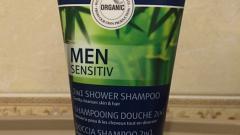 """Отзыв: Мужской шампунь 2 в 1 для волос и тела """"Men Sensitiv"""" Lavera"""