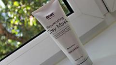 Отзыв: Обновляющая глиняная маска Now Foods